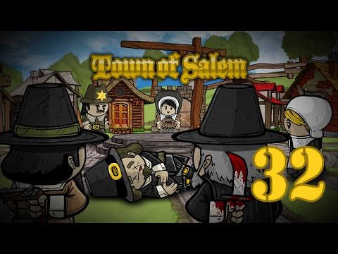 Conspiracy In Salem - Town of Salem EP 32: Death to Aids