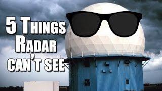 5 Things Radar can't see