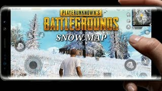 Pubg Season 4 Now Available On Android | Snow Map