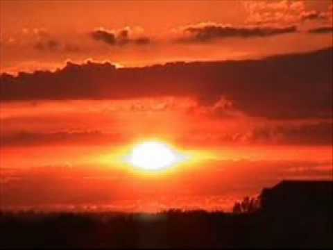 مغيب الشمس بدون ايقاع لوداع الاصحاب