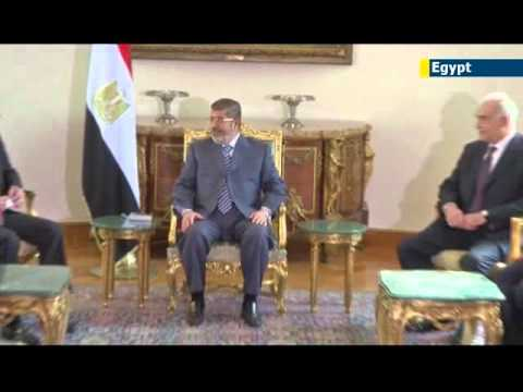 Morsi's All-American Kids: Egypt President Mohammed Morsi under fire over children's US citizenship