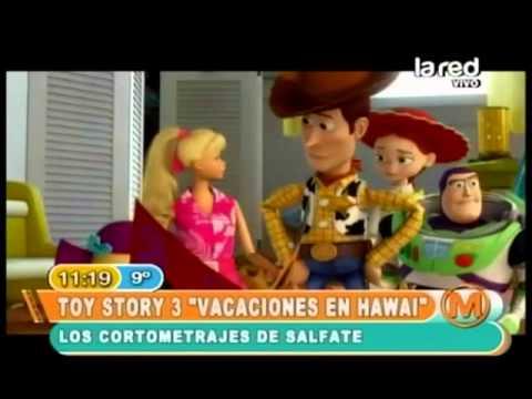 Toy Story 3 Vacaciones en