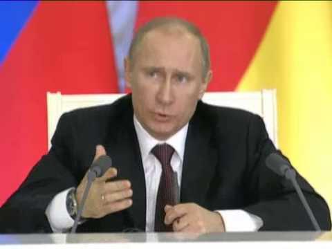 Nov 16, 2012 Russia_Putin confident in future of euro