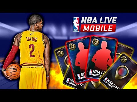 MONSTER GOLDEN PICK' EM BUNDLE OPENING + MY PICKS FOR GAME 2 | NBA LIVE MOBILE PACK OPENNG