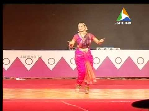 Shobana Dance, Trivandrum, Morning News, 11.09.2014, Jaihind Tv, Kavya video