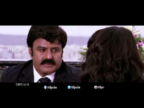 NBK Lion Movie Romantic Trailer   Balakrishna, Trisha, Radhika Apte