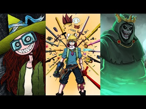 Top 50 strongest Adventure Time characters! (ver 2)