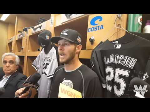 "Chris Sale: ""This is us rebelling against B.S."""