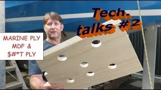 Building my steel sailing yacht Tech.talks #2
