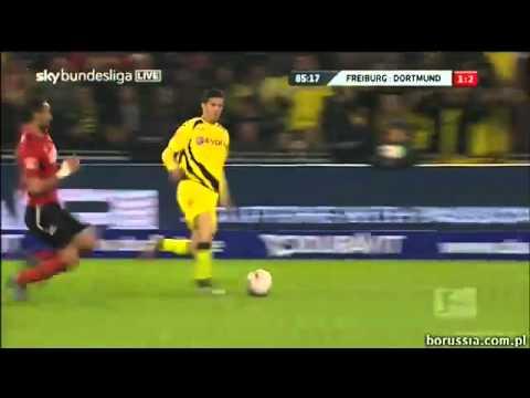 Kuba - Borussia Dortmund neverovatan promašaj