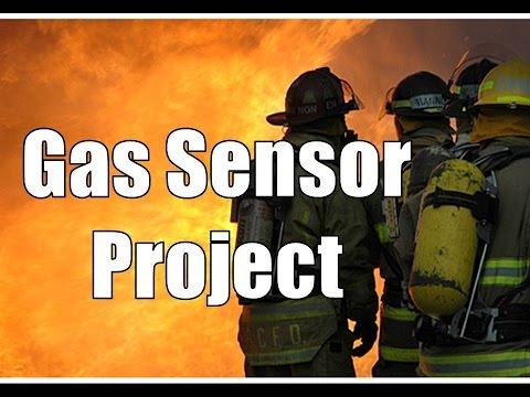 Gas Sensor to Save Lives