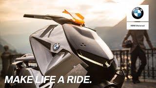 BMW Motorrad Concept Link at Concorso d'Eleganza
