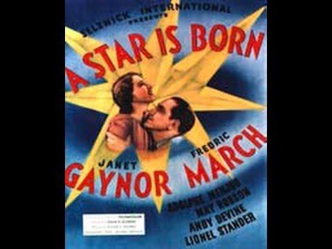 HA NACIDO UNA ESTRELLA 1ªParte (A Star Is Born, Part1, 1937, Spanish, Cinetel)