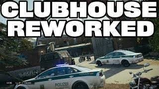 Exploring REWORKED Clubhouse - Rainbow Six Siege