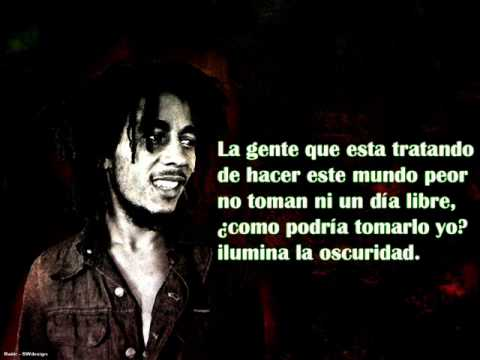 Mejores frases de Bob Marley - ''Is This Love''