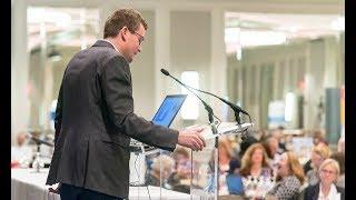 John Green keynote | SLJ Summit 2017
