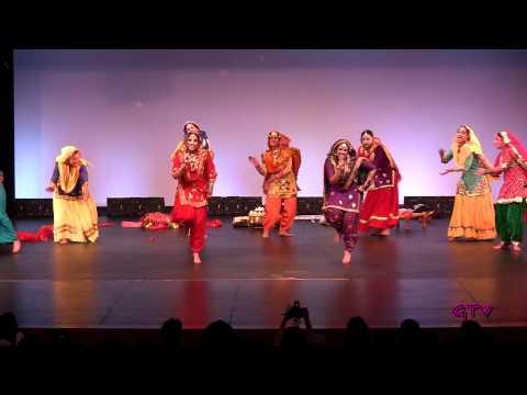 Mehak Punjab Di  Tor Punjaban Di Giddha Competition 2012 video