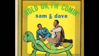 Sam & Dave - Hold On, I