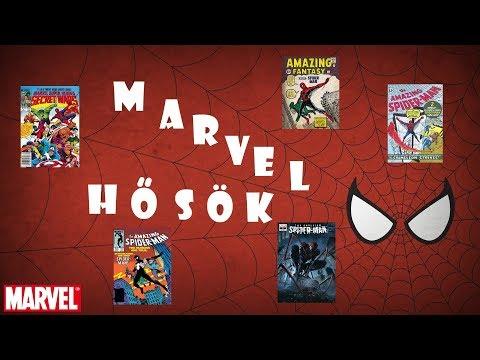 Pókember - Marvel Hősök