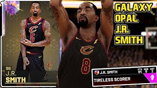 GALAXY OPAL J.R. SMITH 64PT GAMEPLAY! HENNY GOD IS BACK! NBA 2k19 MyTEAM