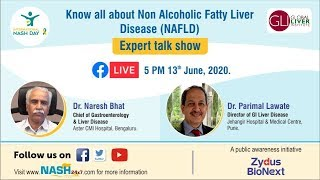 Live Webinar | Know all about Non Alcoholic Fatty Liver Disease (NAFLD) | 13 June | 5 PM