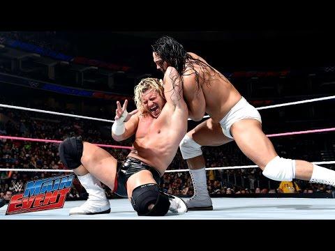 Dolph Ziggler Vs. Bo Dallas - Intercontinental Title Match: Wwe Main Event, Oct. 7, 2014 video