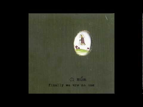múm - Finally We Are No One [ Full album ]