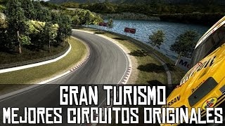 Gran Turismo || Los mejores circuitos originales de la saga