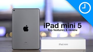 iPad mini 5 review: when portability matters most!