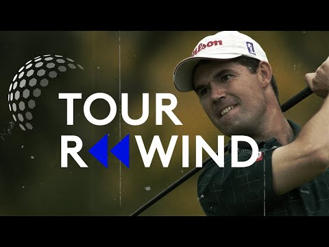 Pádraig Harrington shoots 4 rounds in the 60's to win 2002 Dunhill Links Championship | Tour Rewind