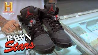 Pawn Stars: Nike Air Jordan Vs (Season 3) | History