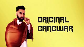 Original Gangwar Gurinder ft Dj flow lyrics Deep B