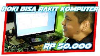 RAKIT KOMPUTER Rp.50.000 an