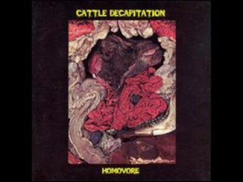 Cattle Decapitation - Human Jerky And The Active Cultures