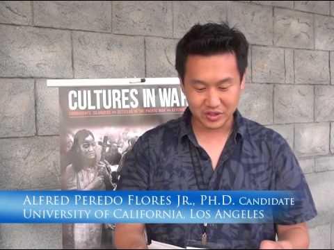 Cultures In War 4: Yujin Yaguchi, Alfred Peredo Flores, Michael Clement Jr.