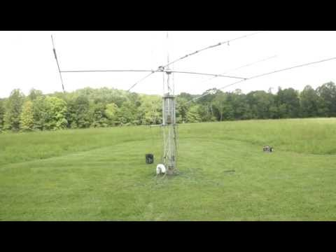 Antenna Work In August 2012 Part I