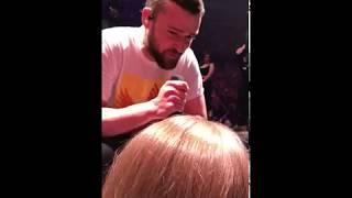 Download Lagu Justin Timberlake Announces Baby Gender during Concert in Las Vegas Gratis STAFABAND