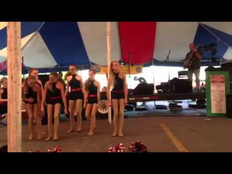 ShoMe Dance Performance Strawberry Festival June 2012 #2