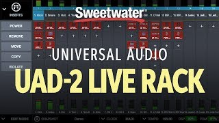 Universal Audio UAD-2 Live Rack Review