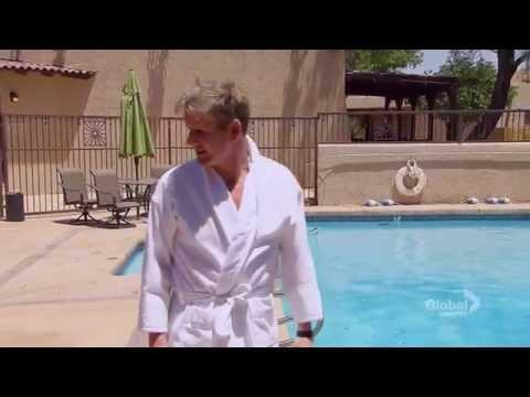 Gordon Ramsay in Speedos