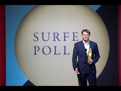 2013 SURFER Poll - Men's #5, Dane Reynolds