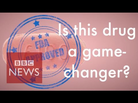 'Female Viagra': Explained in 70 seconds - BBC News