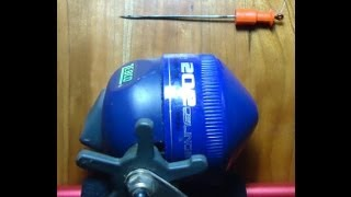 Blow Gun with Reel- AMAZING New way to Hunt small prey