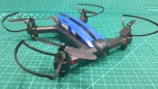[Mở Hộp Test] Quadcopter Racing Mini Cam Wifi FPV - Flytec T18