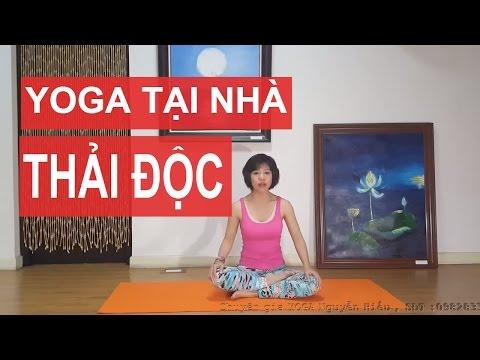 Yoga Trị Liệu - Bài Tập Yoga Thải độc Ngày Tết Cho Cơ Thể được Thanh Lọc (Yoga Therapy)