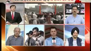 5 killed in 6 serial bomb blasts at Modi rally