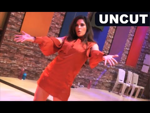 UNCUT VIDEO: Richa Chadda | Special Number for Cabaret Hindi Movie 2016!