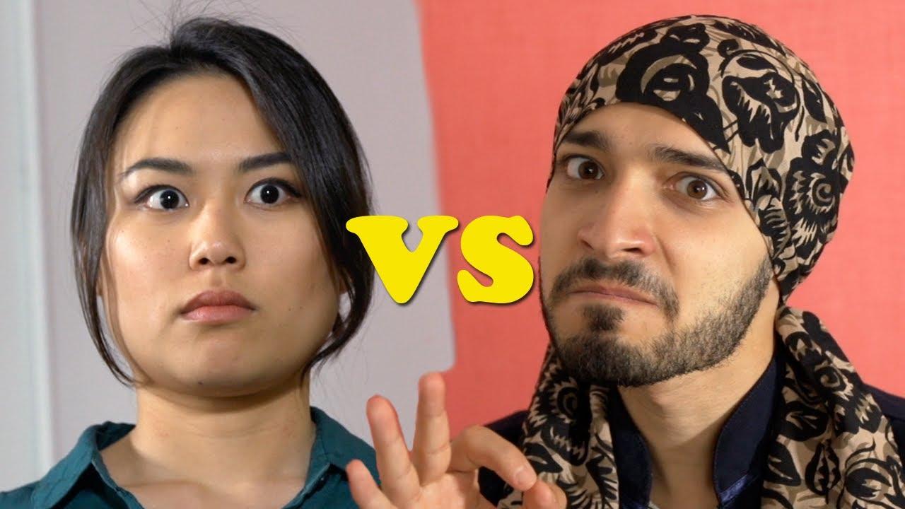 Arabs Vs Asians Ft Arewefamousnow Youtube