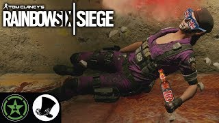 Fight with British Security - Rainbow Six: Siege - (Round 2) | Let's Play