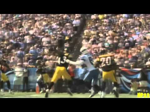 Troy Polamalu Highlights: Superman (HD)